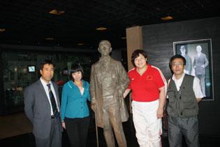 [新华网]天津大港奥林匹克博物馆举办周年纪念活动